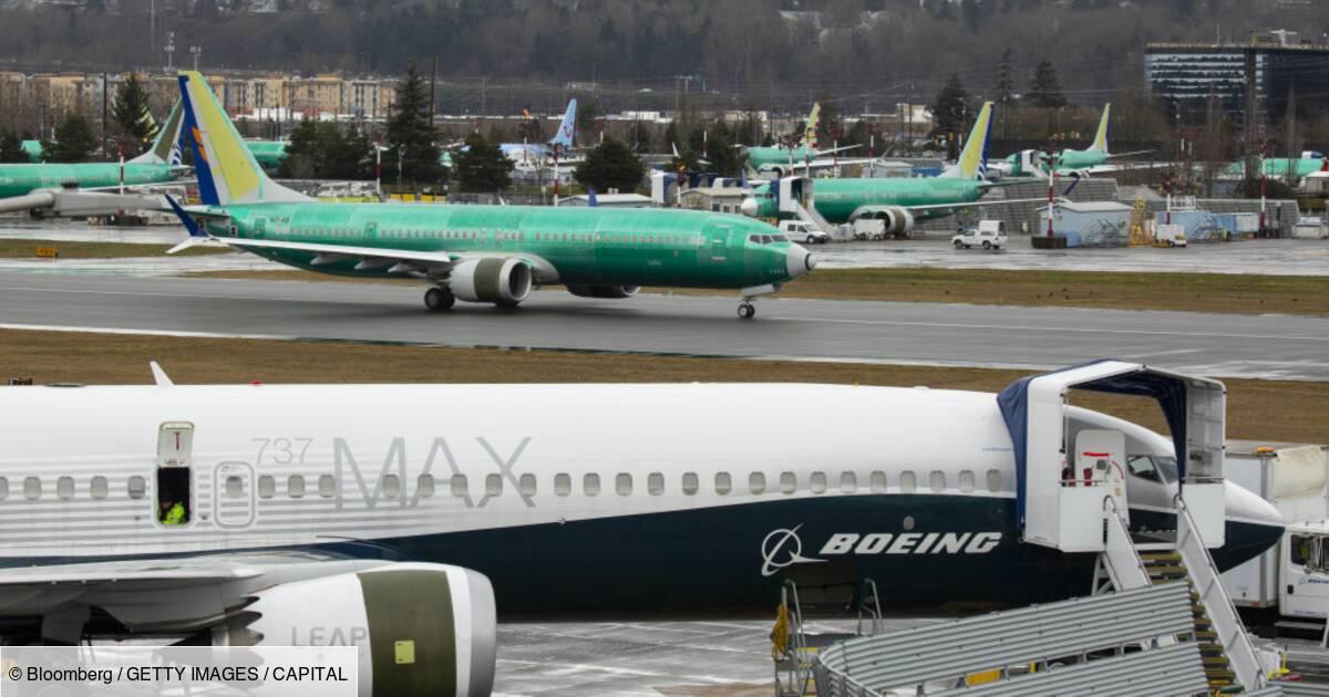 Le retour du 737 MAX fait du bien aux livraisons de Boeing