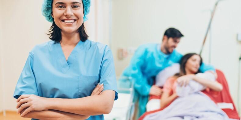 Arrêts de travail, traitements… les nouvelles compétences des sages-femmes