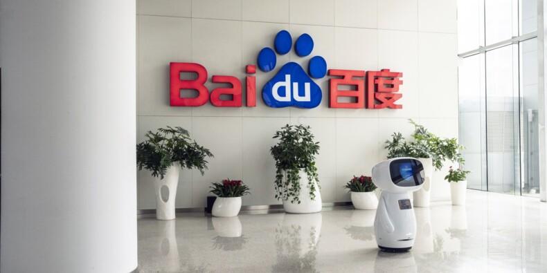 Baidu, le Google chinois, face à des vents contraires : le conseil Bourse du jour