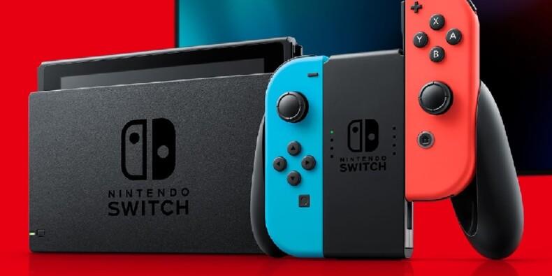 Nintendo Switch : Jusqu'à -34% sur les jeux et les consoles chez Amazon