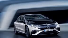 EQS : Mercedes dévoile sa Classe S électrique