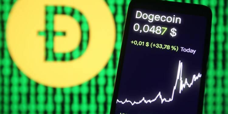 La cryptomonnaie Dogecoin explose, les analystes dubitatifs