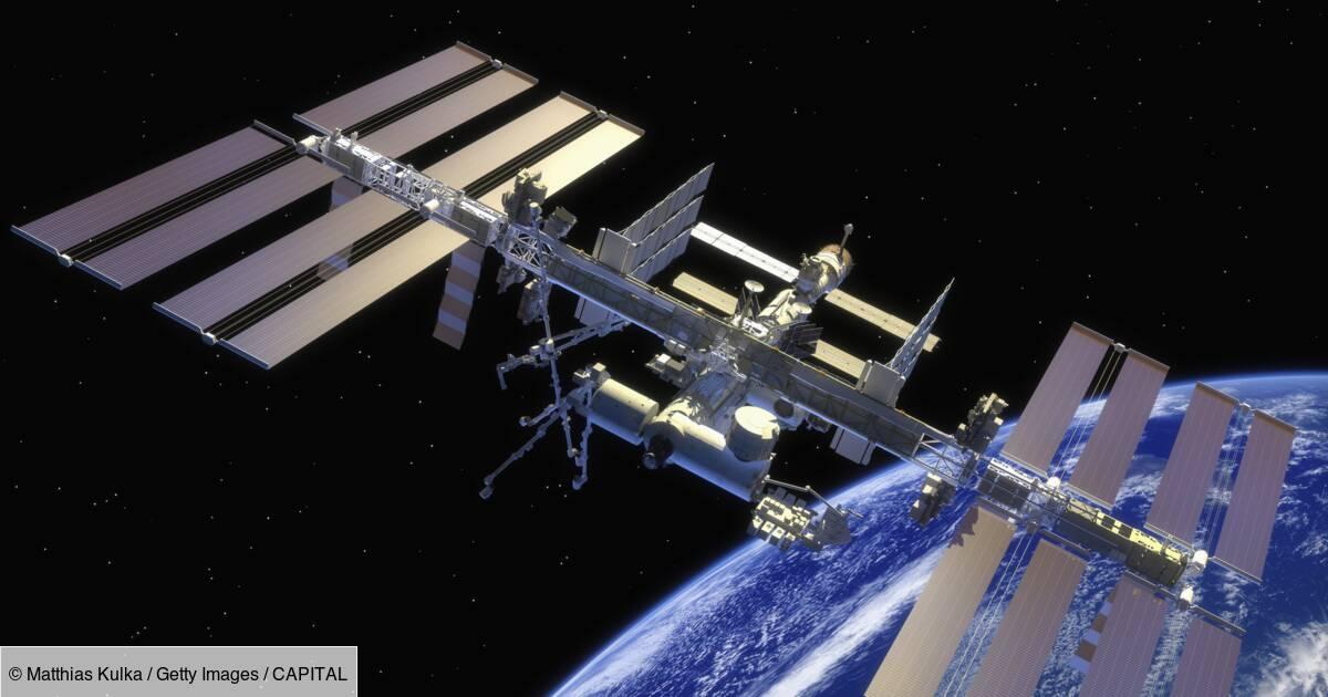L'ISS pourrait accueillir une téléréalité