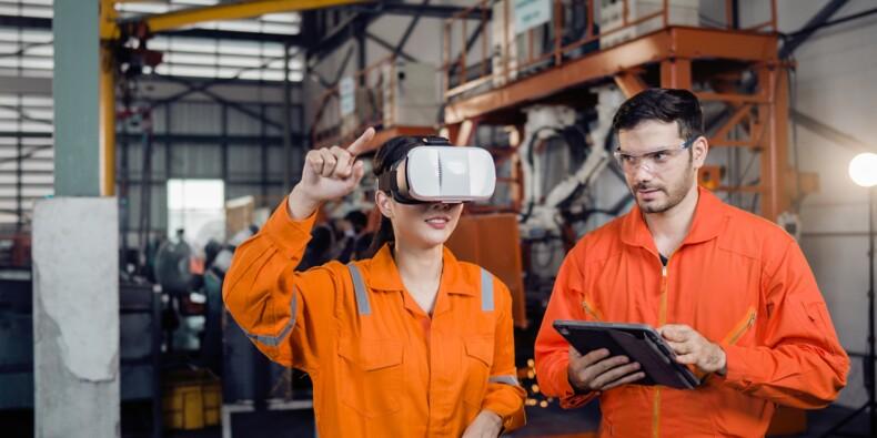 Réalité virtuelle, simulateurs… ce que prévoit le plan de modernisation de la formation professionnelle