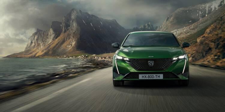Auto : Peugeot (Stellantis) gagne des parts de marché, Renault à la peine