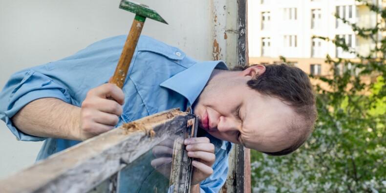 Hauts-de-Seine : les balcons menacent de s'effondrer, le bailleur ne prévoit pas de travaux