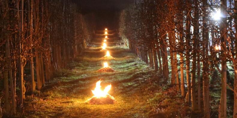 Au Puy-en-Velay, les bougies antigel ravivent la flamme d'une ciergerie