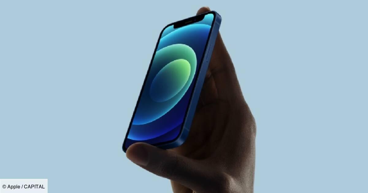 iPhone 12 : 2 ventes flash sur les smartphone Apple chez Amazon