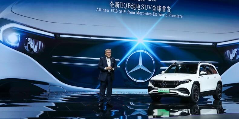 Volkswagen ID6, EQB… les voitures électriques dévoilées au salon de Shanghai 2021