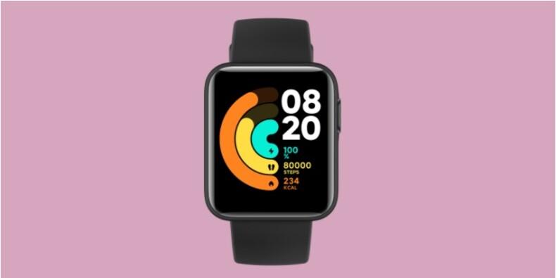 Xiaomi : La montre Mi Watch Lite en promotion à moins de 54 euros sur Amazon