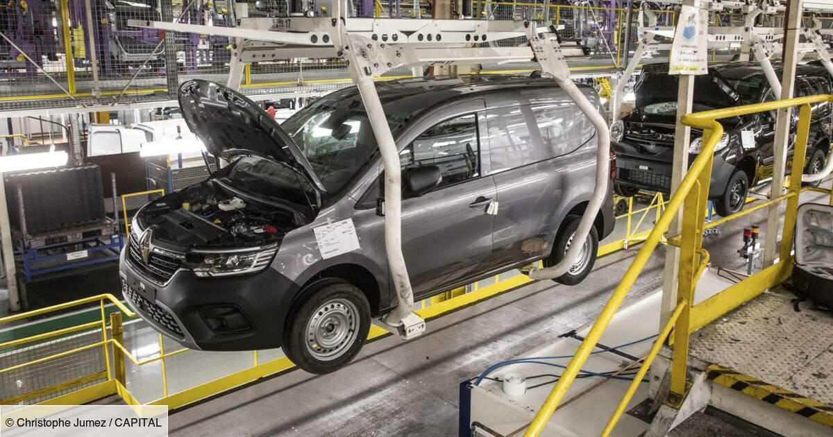 L'industrie automobile face à une pénurie de puces électroniques