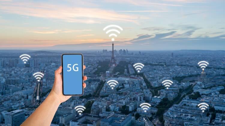 """5G : """"pas de risques nouveaux"""" à ce stade selon l'agence sanitaire"""