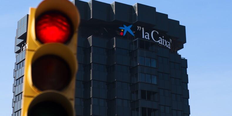 Espagne : le géant bancaire CaixaBank veut sabrer 1 emploi sur 5 !