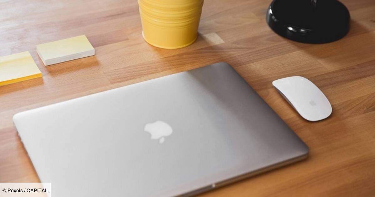 MacBook Pro, MacBook Air : Jusqu'à -300€ sur les modèles Apple chez Amazon