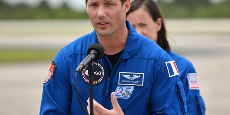 Le vol de la Nasa et de SpaceX vers ISS avec Thomas Pesquet à bord reporté