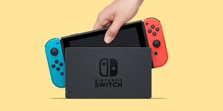 Nintendo Switch : Ventes flash sur la console et les jeux chez Amazon et Cdiscount