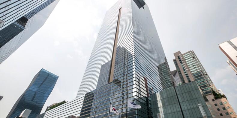 """Samsung """"trop gros pour être une propriété dynastique"""", l'héritier dans le collimateur de la justice"""