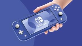 Nintendo Switch Lite : Profitez déjà de la nouvelle version en promotion sur Amazon