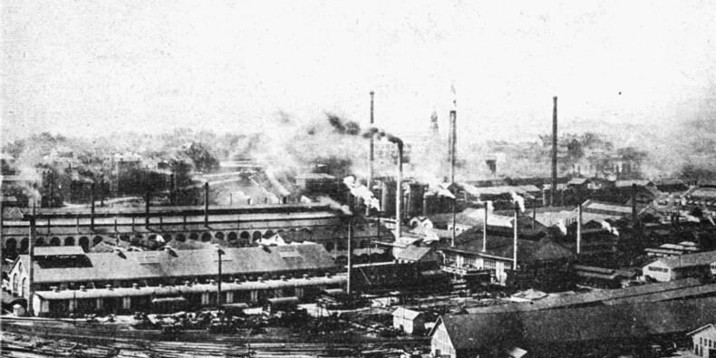 Les Schneider, cette famille qui a transformé Le Creusot en un empire sidérurgique