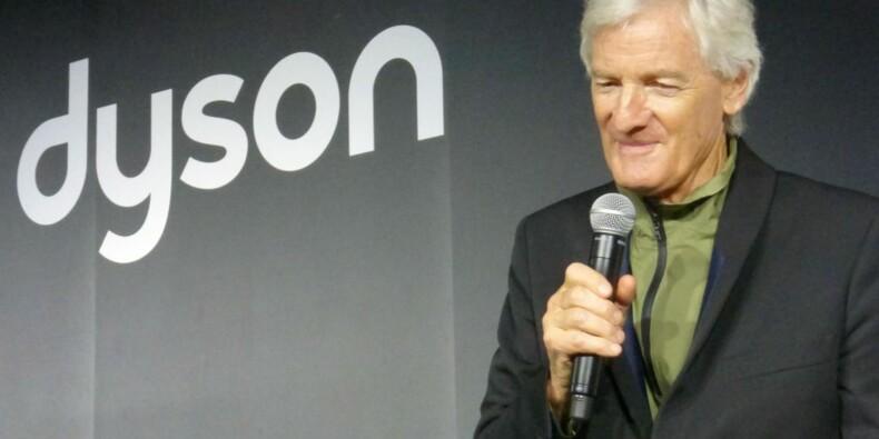 Pourquoi le retour en Grande-Bretagne du fantasque patron de Dyson crée la polémique