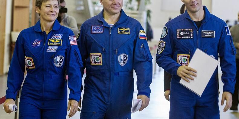 SpaceX : les tenues de Thomas Pesquet réalisées par un grand costumier hollywoodien