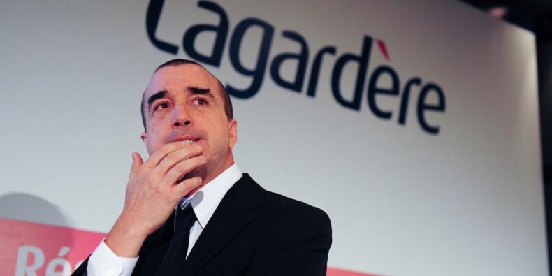 Changement historique en vue pour le groupe d'Arnaud Lagardère