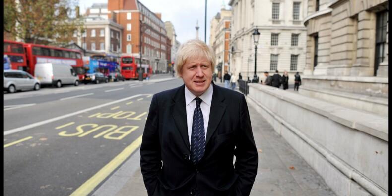 Le numéro de téléphone de Boris Johnson disponible en ligne depuis 15 ans…