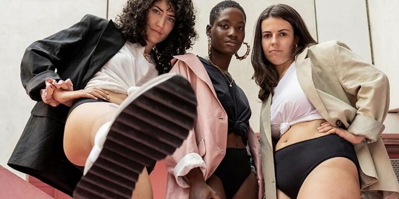 Fempo casse les codes depuis 2017 avec ses culottes menstruelles