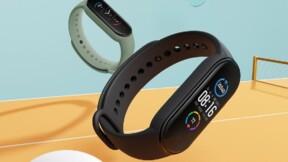 Xiaomi : Profitez du bracelet Mi Smart Band 5 à moitié prix chez Amazon