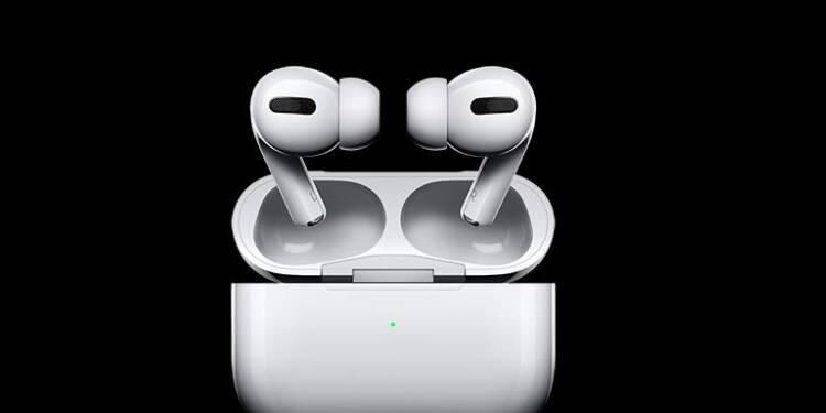 AirPods Pro : 26% de remise sur les écouteurs sans fil Apple chez Amazon