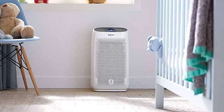 Philips : Jusqu'à 44% de réduction sur les purificateurs d'air chez Amazon