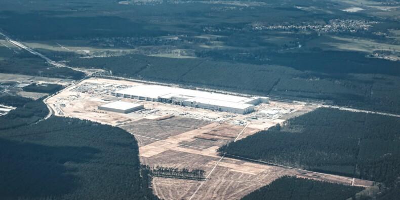 Tesla : la Gigafactory de Berlin n'ouvrira finalement pas en juillet