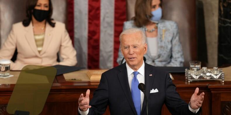 Pour ses 100 jours au pouvoir, Joe Biden présente son plan pour les familles
