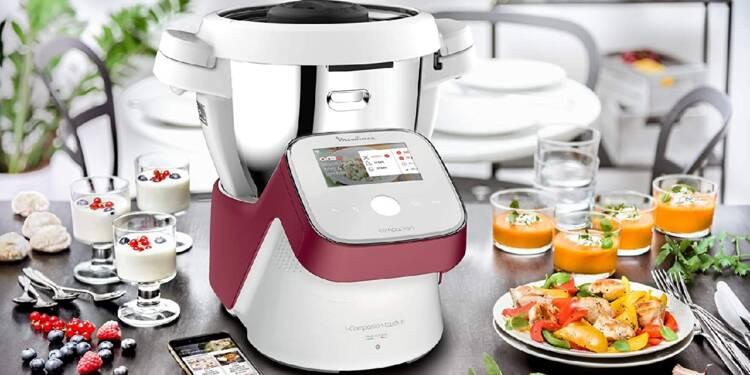 Amazon : Jusqu'à 200 euros de réduction sur les robots cuiseurs Moulinex