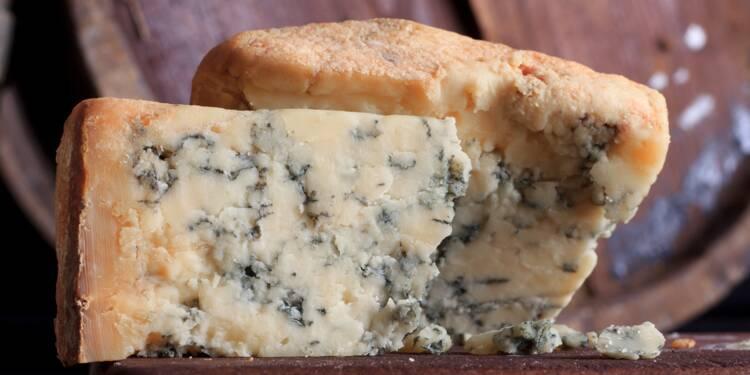 Des lots de gorgonzola rappelés chez Carrefour et Leclerc : risque de Listeria