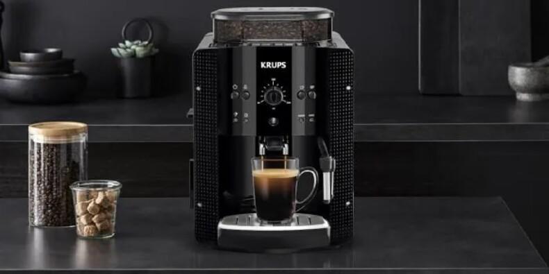 Cdiscount : 170 euros de réduction à saisir sur la machine à café Krups Essential