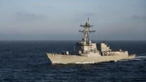 """Pékin accuse l'US Navy de conduite """"perfide et dangereuse"""" en mer de Chine méridionale"""