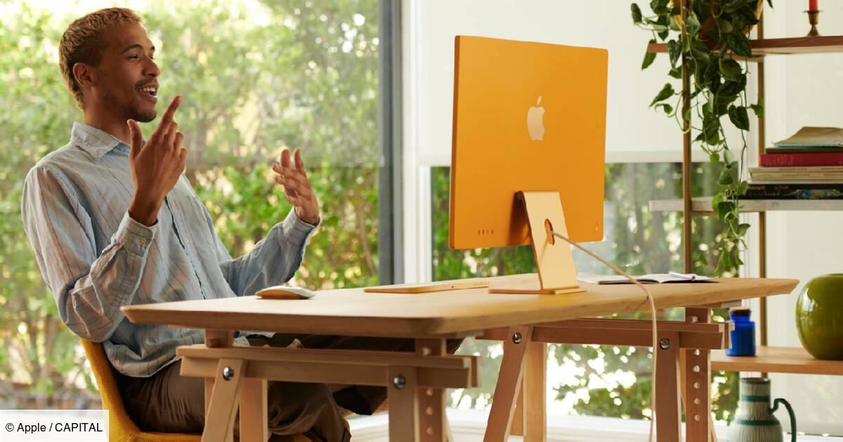 iPhone 12, iPad Pro, iMac, AirTags : Les nouveautés Apple disponibles chez Amazon
