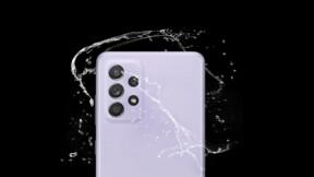 Samsung Galaxy  : Derniers stocks à saisir sur le modèle A52 en promotion