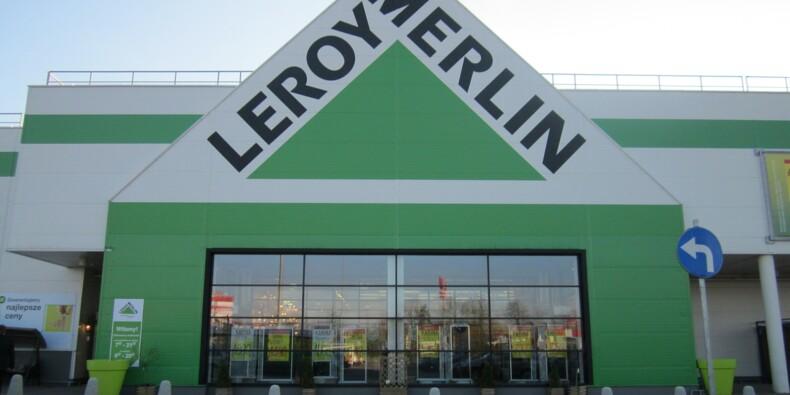Leroy Merlin plébiscitée par les Français pour la première fois