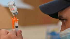 """Covid-19 : Moderna """"encouragée"""" par les effets positifs d'une potentielle troisième dose de son vaccin"""