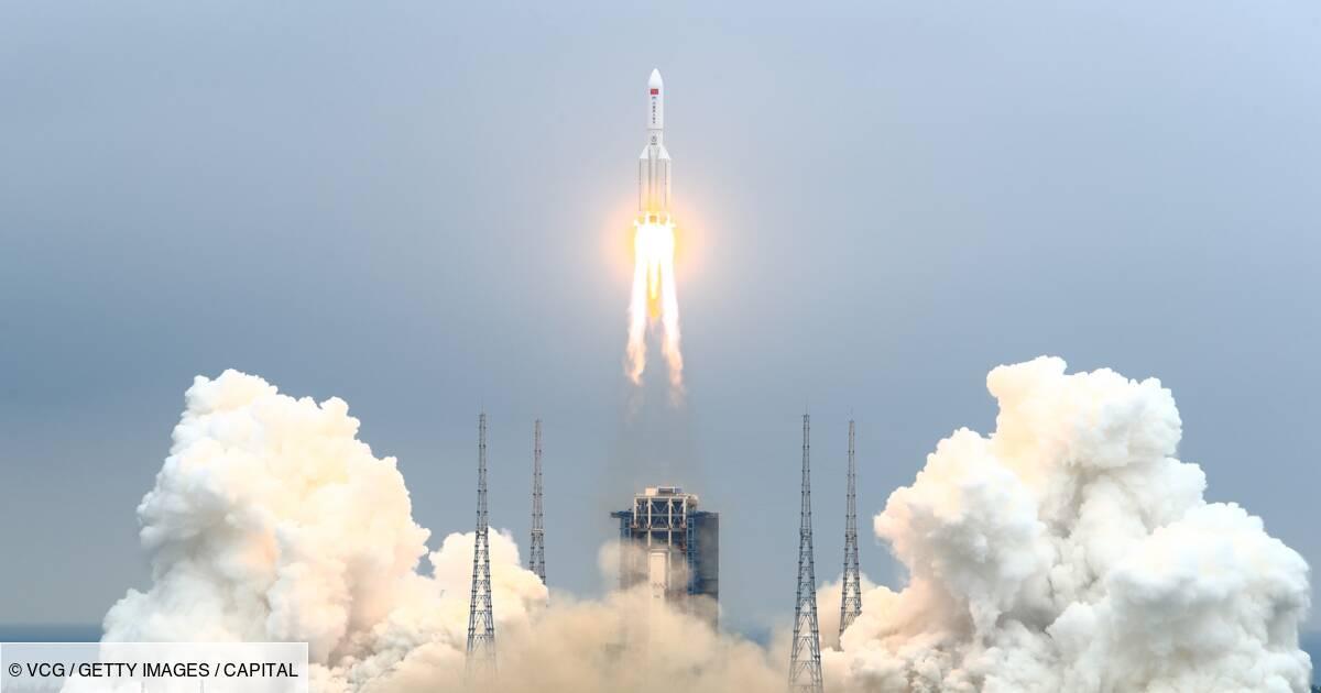Les États-Unis ne prévoient pas de détruire la fusée chinoise hors de contrôle