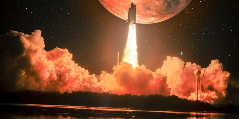 """""""Une très bonne surprise"""" : le son du vol d'Ingenuity sur Mars enregistré pour la première fois"""