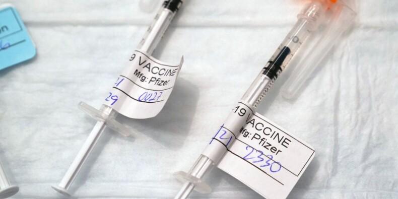 Covid-19 : les Américains de 12 à 15 ans autorisés à se faire vacciner
