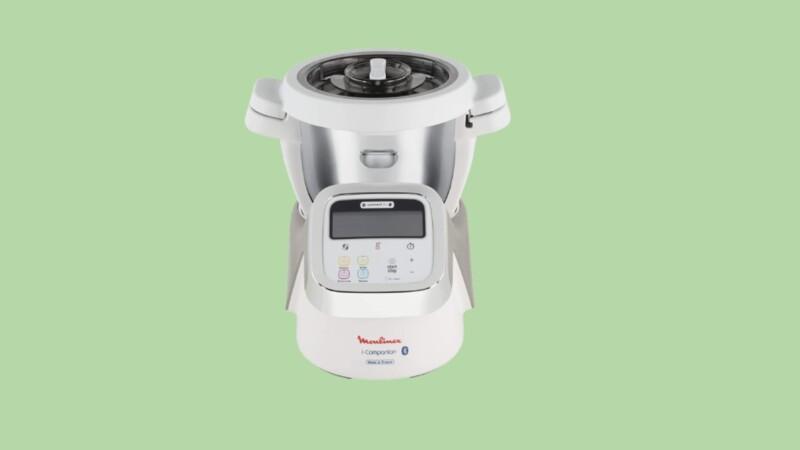 Amazon : Bénéficiez de -29% sur le robot multifonction Moulinex I-Companion