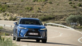 Essai Lexus UX 300e : notre avis sur ce SUV électrique