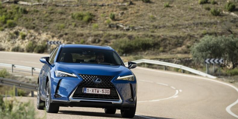 Essai Lexus UX 300e : notre avis sur le SUV électrique japonais