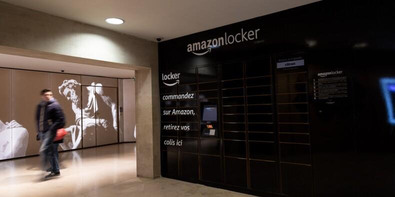 Le maire ne veut pas de consignes Amazon dans la gare de sa ville