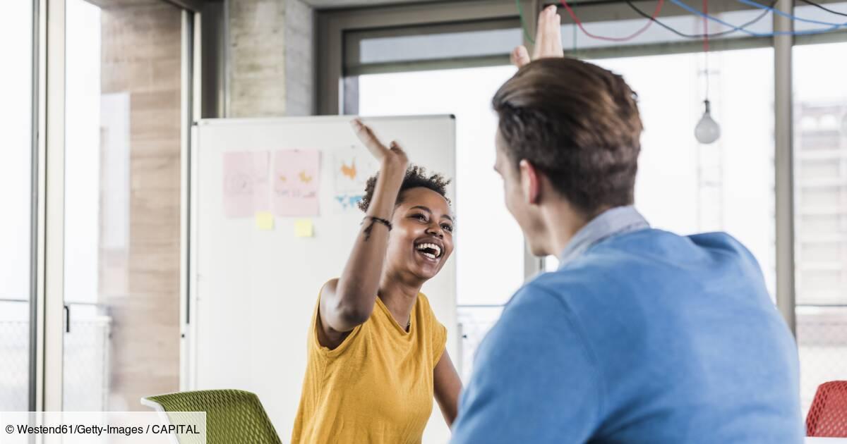 Les recrutements de jeunes en CDI portés par l'aide à l'embauche