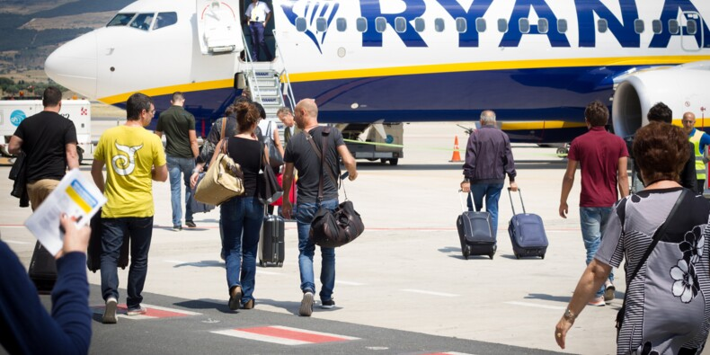 Énorme perte annuelle pour Ryanair